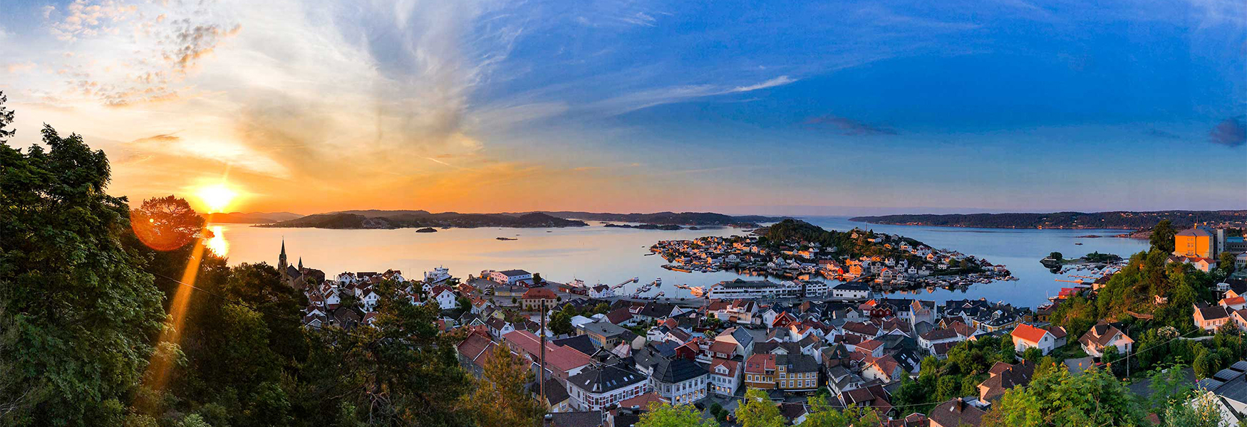 Welcome to Kragerø - The Pearl of the coastal towns!