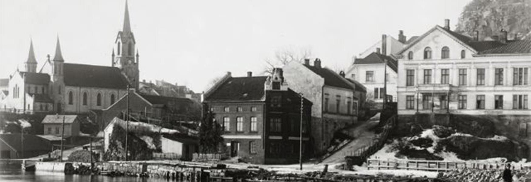 Kragerø in the old days