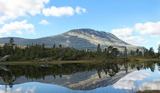 Gaustatoppen is claimed to be one of the most beautiful mountains in Norway