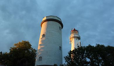 Lighthouses of Jomfruland