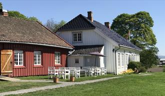 The history about Henrik Ibsen Museum