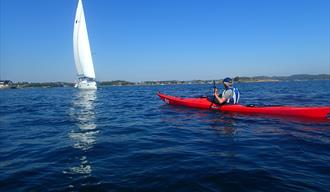 Kayakking courses and guided tours