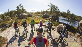 Canvas Telemark - cycling holiday