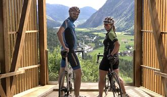 Cycling the mystical Telemark