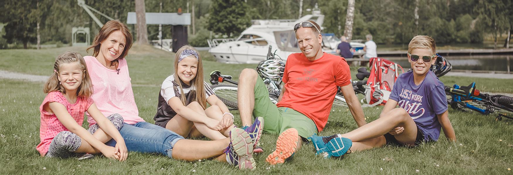 Family holiday in Telemark
