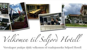 Welcome to Seljord Hotel.