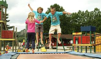 Straand Summerland - activity area