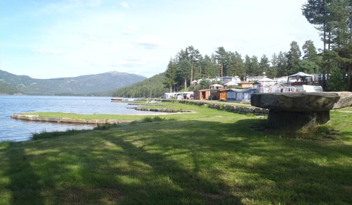Telnessanden camping og recreation area
