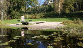 Falkumlia bathing place