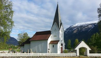 Flatdal Church