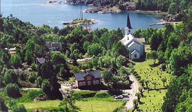 Skåtøy Church