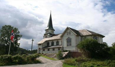 Skotfoss Church