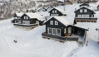 Rauland Feriesenter - Apartments in Holtardalen - Sleeps 8
