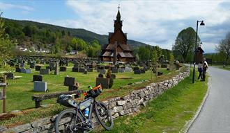 Bikepacker - Notodden and Bø
