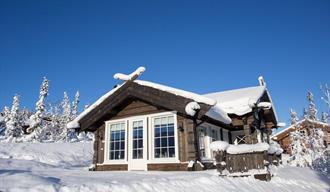Gaustatoppen Booking - Cabins and apartments