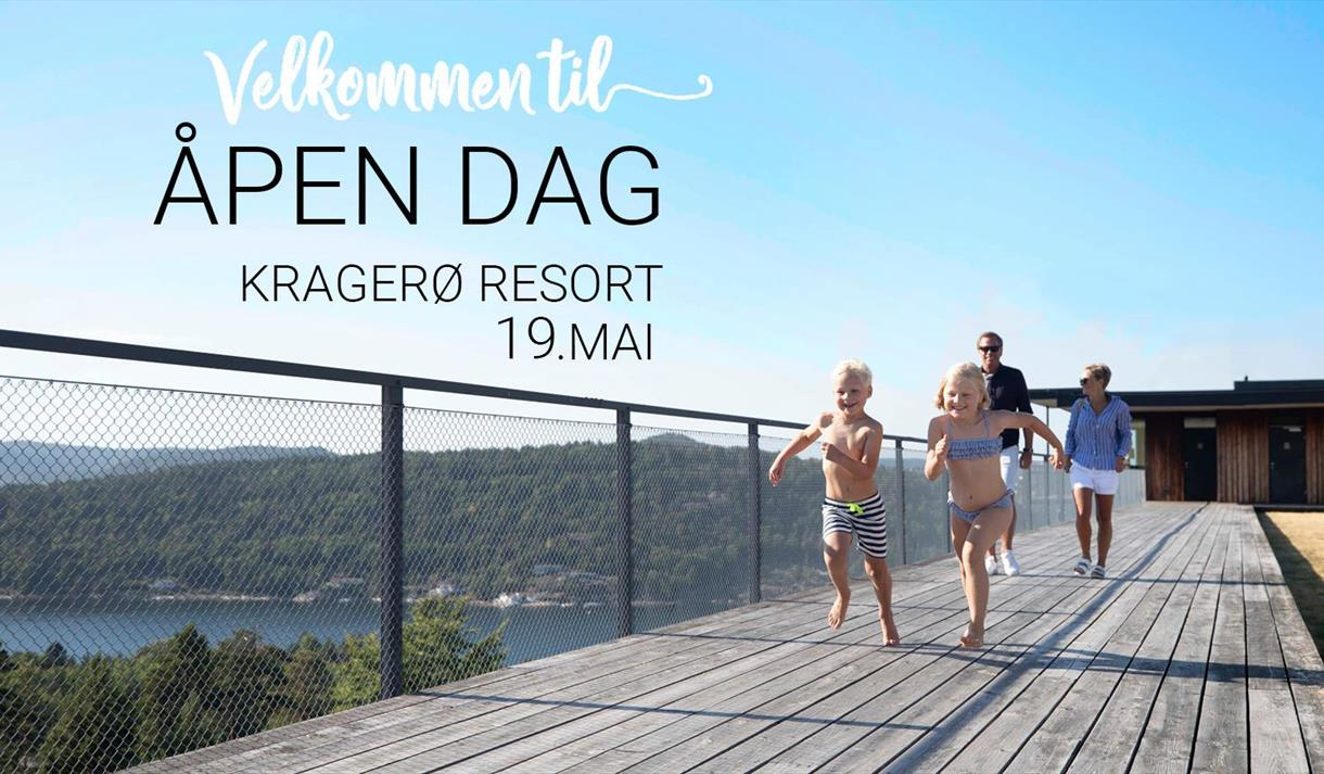 Open day at the Kragerø Resort